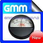 Pocket Magnetometer / Industrial Magnetic Strength Meter