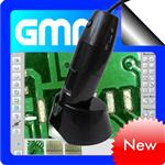 USB Handheld Digital 2.0MP Microscope 10X-200X Anyview
