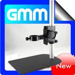 Vertical Metal Laboratory Microscope Stand