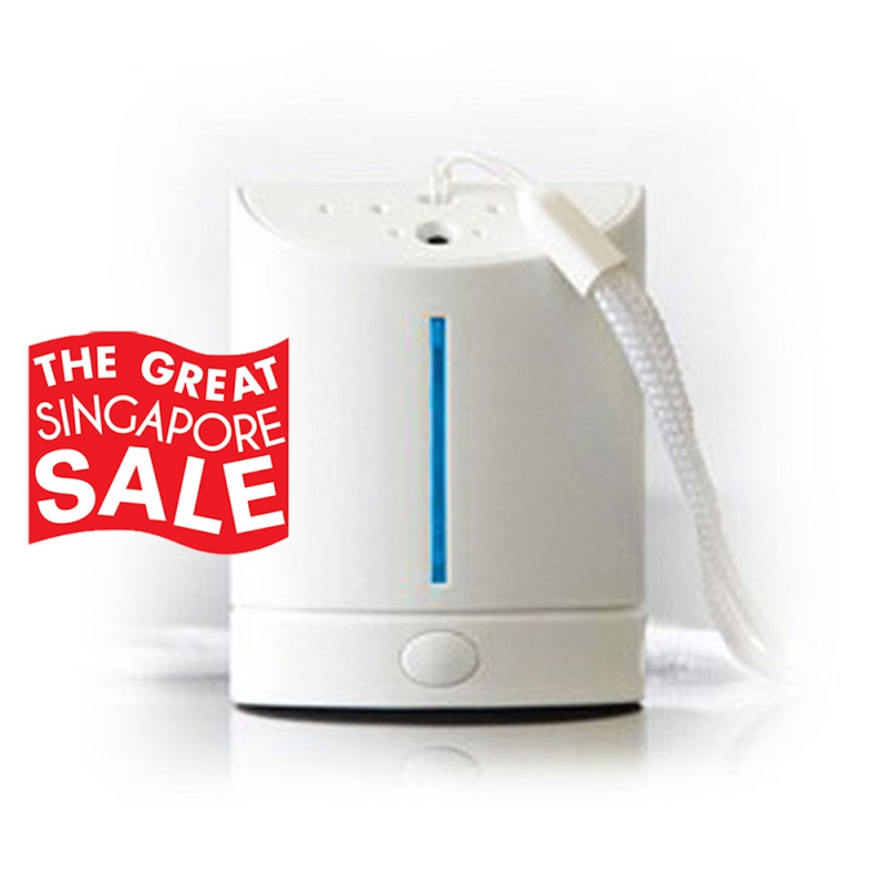 Ionic Air Purifiers Product ~ Portable neck air purifier negative ions ionizer