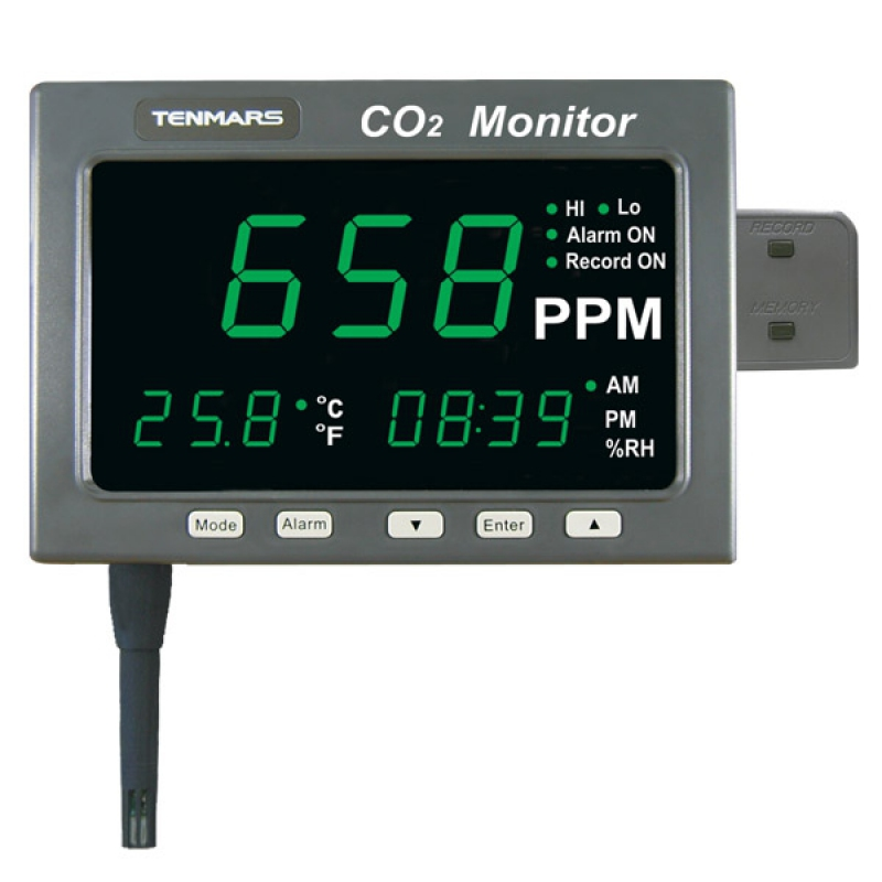 how to build a temperature monitor