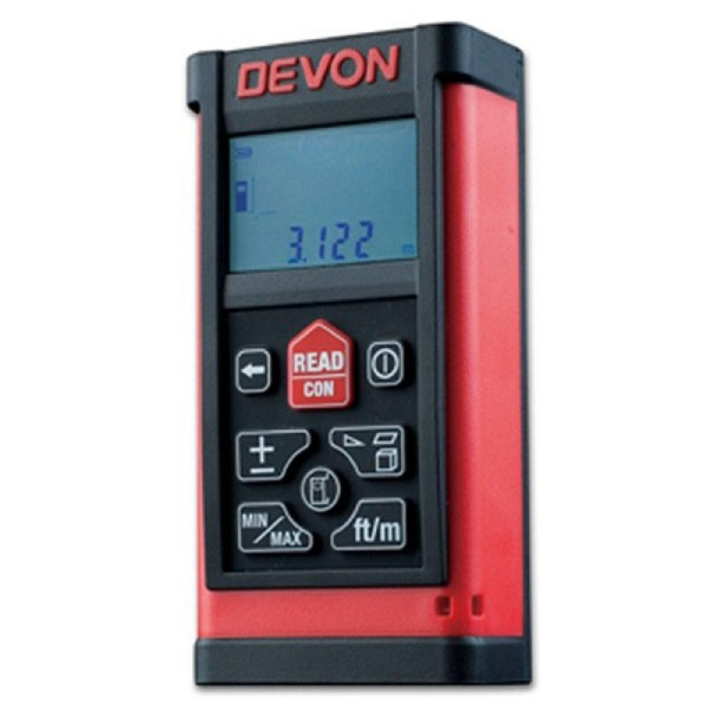 devon lm50 digital laser distance meter 50m laser distance laser level. Black Bedroom Furniture Sets. Home Design Ideas