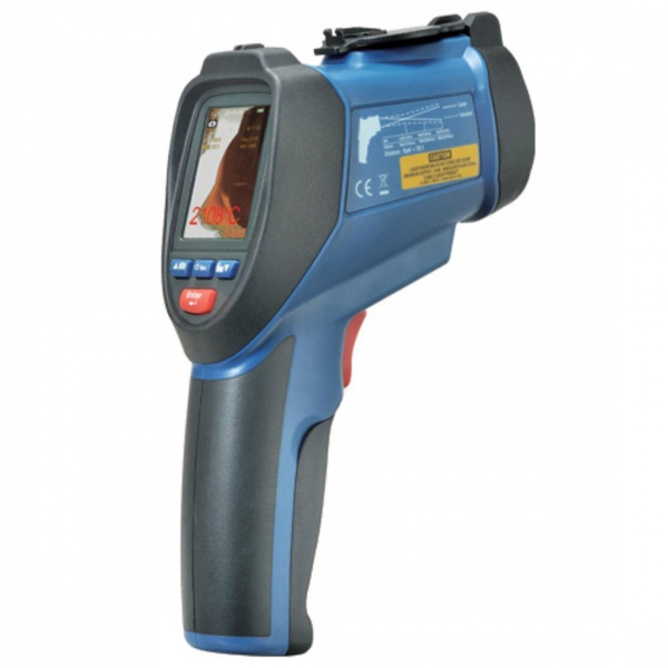 CEM DT-9861 Professional Infrared Video Thermometers, Camera & Data Logger, -50~1600℃ 50:1