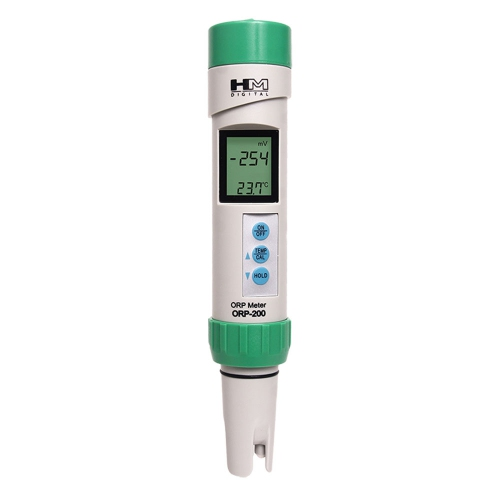 HM Digital ORP-200 Oxidation Reduction Potential (ORP) / Temp Meter