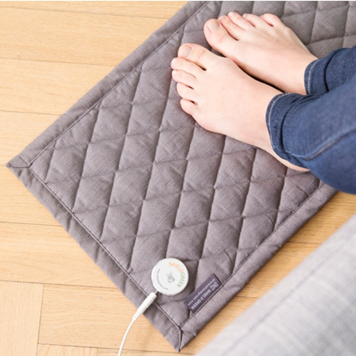 Shieldgreen EMF Shielding & Earthing Therapy Earthing Desk Foot Mat Pad (Staric, Non-slip Back)