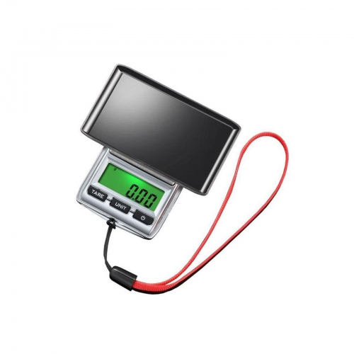 100g/0.01g, 500g/0.1g Digital Mini Pocket Scale
