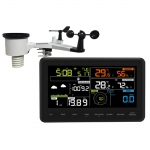 Professional Weather Station with Internet Monitoring