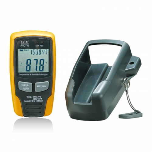 CEM DT-172 Temperature and Humidity Data Logger -40~+70℃