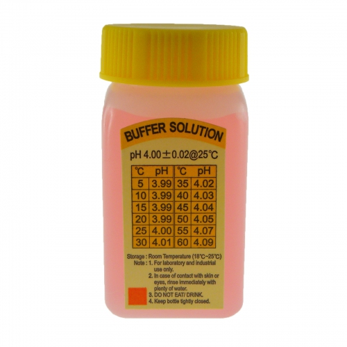 EZDO Buffer pH 4.0 Calibration Solution
