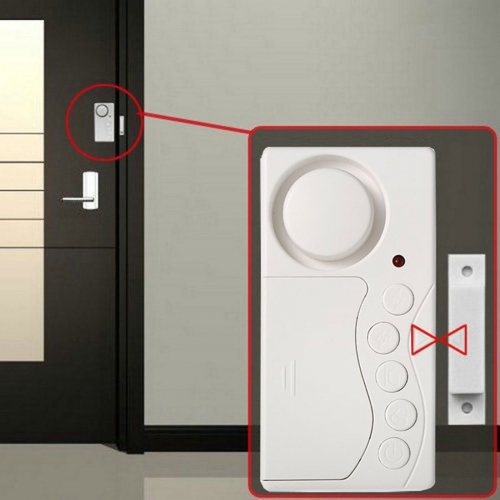 GMM Magnetic Door Intruder Detector, Close Door Reminder, Door Open Bell, Security Alarm