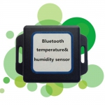Temperature & Humidity Sensor Data Logger w/ Bluetooth 4.0 connection
