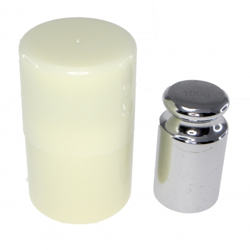 M1-100g Stainless Steel 100g OIML Class M1: 5mg Calibration Weight
