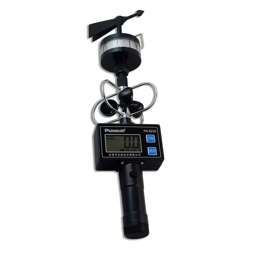 Puxicoo P6-8232 Wind Cup Wind Direction Anemometer