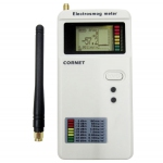 Cornet ElectroSmog ED85EXS EMF RF Field Strength Power Meter 1MHz-8GHz Audio