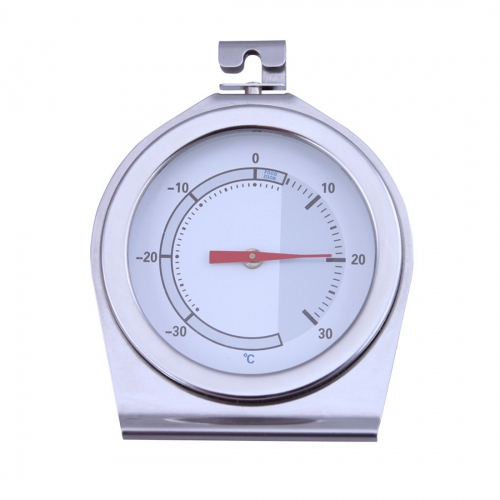 GMM Mini Desktop Wall mounted Analog Freezer Thermometer -30ºC~30ºC (Ø65)