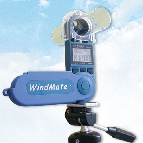 Wind Tunnel for WindMate, SkyMate, Kestrel Windmeters