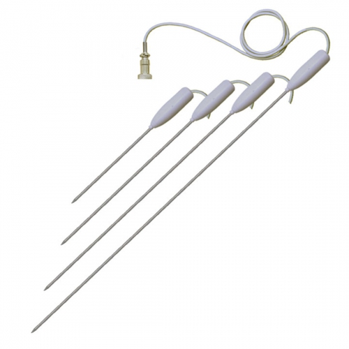 Invesible 3306 Food Grade Thermometer Long Temperature SS304 Probe