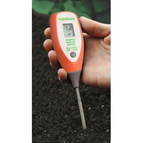 Rapitest Digital Soil pH Meter