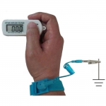 Mini Air Ion Counter +ve / -ve , positive / negative ion tester